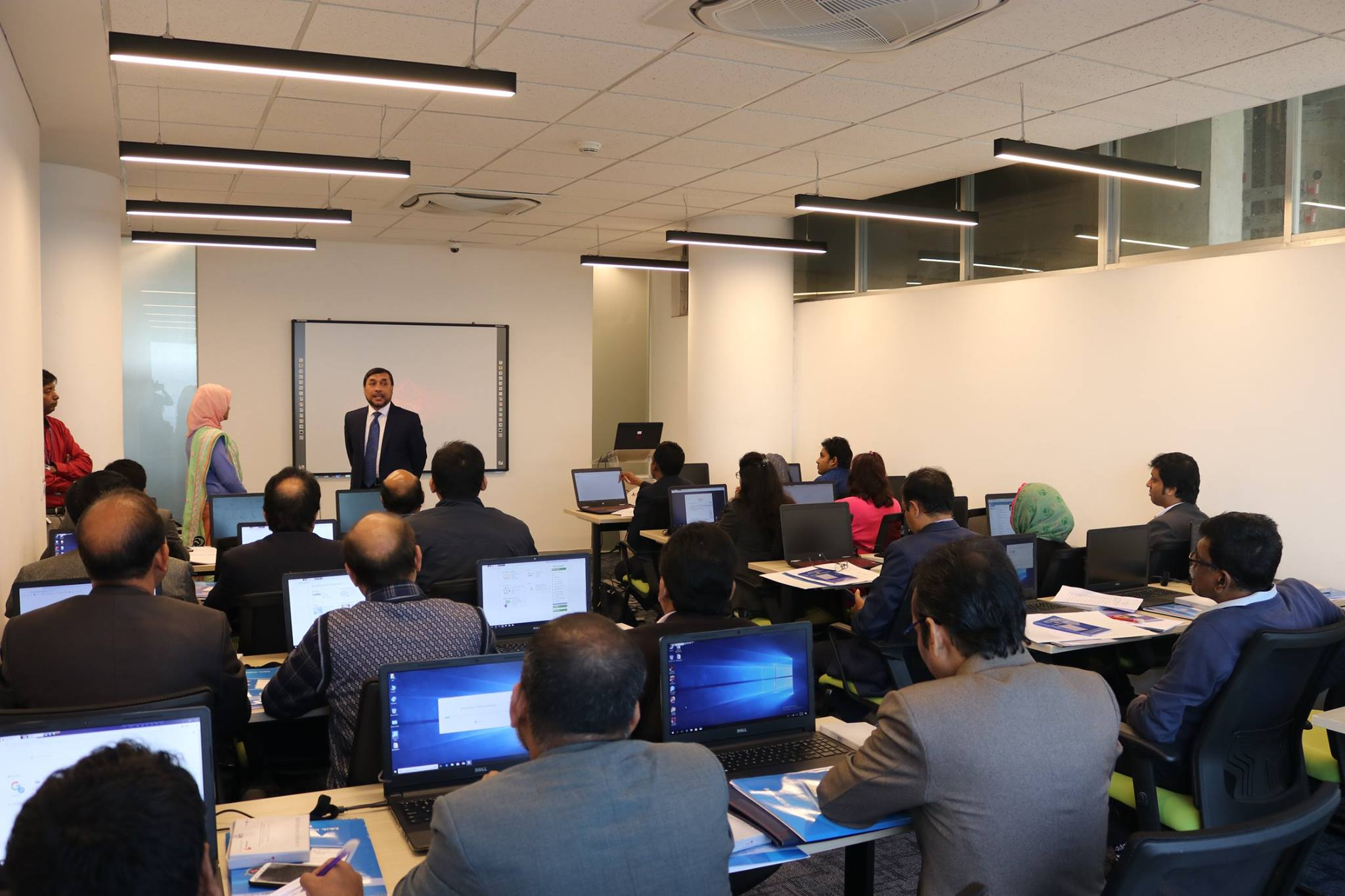 Training on Digital Signature by CCA