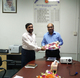 visit of secretary, ICT Division